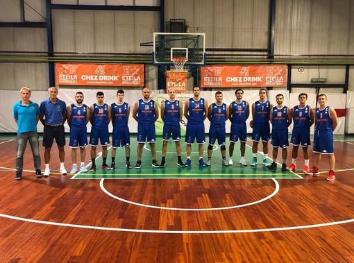 Basket: L'Eteila si ritira dal campionato di serie D maschile