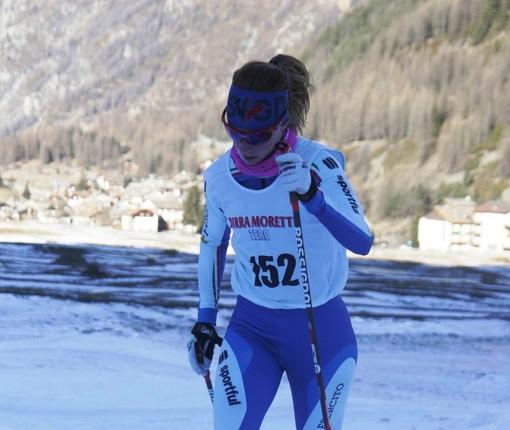 Fondo: Emilie Jeantet in Norvegia con gli Under 23