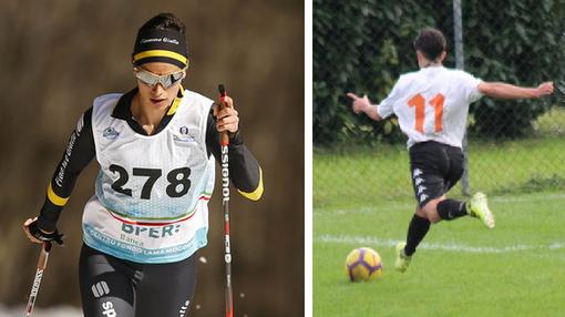 La seconda vita sportiva della fondista valdostana Francesca Baudin