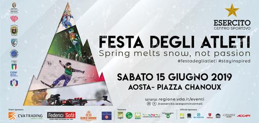Ad Aosta la grande 'Festa degli Atleti' del Cse