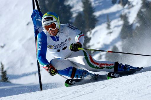 Sci: Franceschetti vince la tappa del GP Italia Senior nello slalom FIS di Gressoney e torna in vetta alla classifica generale