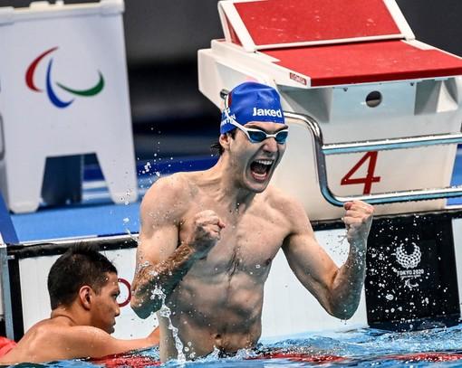TOKYO: Day 8: oro Fantin e bronzo Palazzo nel nuoto, argento Mazzone e bronzo Aere nel ciclismo, bronzo Rossi/Brunelli nel tennistavolo