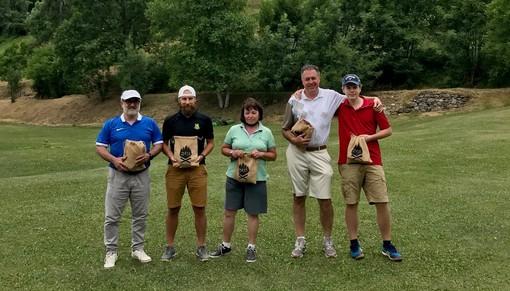 Golf: Paolo Caselli fa sua la quinta sociale Arsanieres