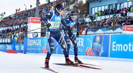 Biathlon: Le Nazionali azzurre in raduno ad Anterselva