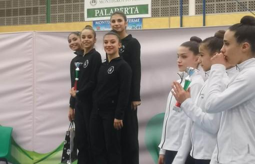 Ginnastica: Straordinarie Sofia Righi e Alessia Toscano