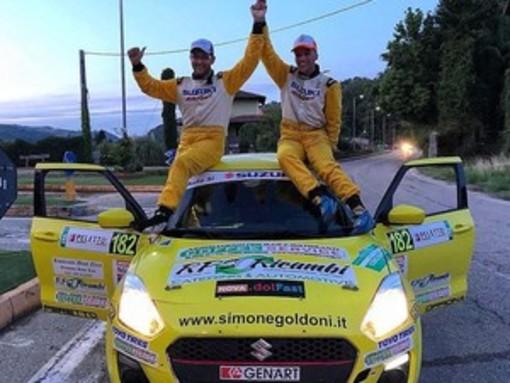 Goldoni e Garella entusiasti dopo la vittoria