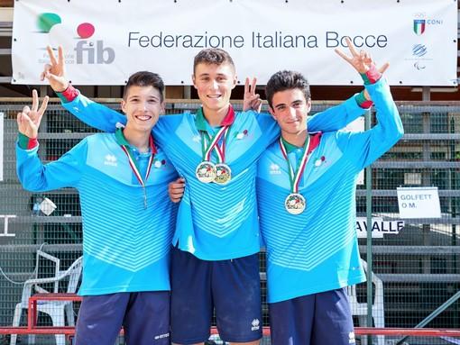 Bocce: Tiro Progressivo e Tiro di Precisione: Golfetto, Verganti e De Francesch i campioni d'Italia