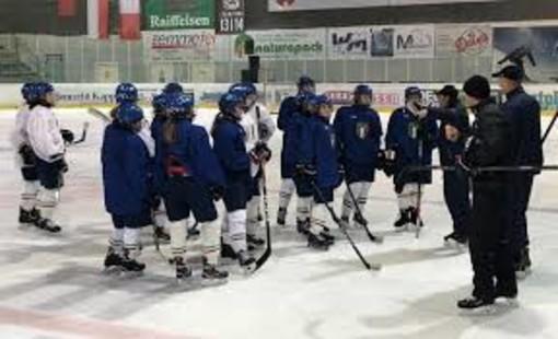 Hockey: Serie A f; le ragazze del Gladiators Girls Project stendono il Dobbiaco