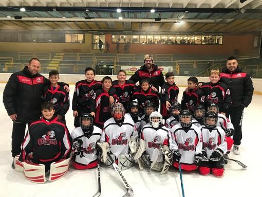Hockey ghiaccio: U 11; I gladiators a caccia di esperienze