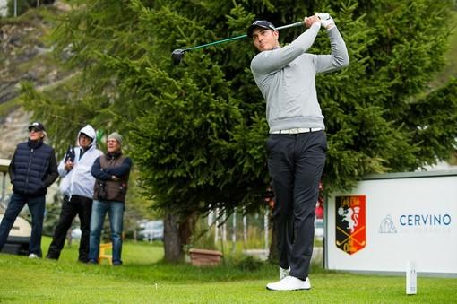 Golf: A Cervinia quarta tappa del circuito prof europe Alps Tour