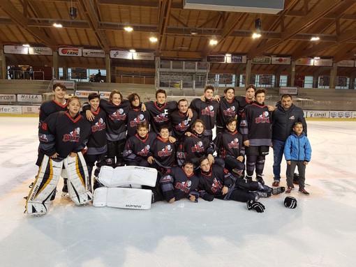 Hockey: U 17, doppia sconfitta per i volenterosi Gladiators