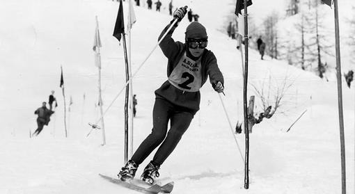 Il mondo dello sci piange la scomparsa di Giuliana Chenal Minuzzo, prima donna italiana a vincere una medaglia olimpica a Oslo 1952