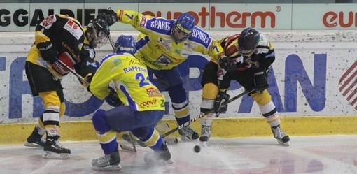 Hockey ghiaccio: U17, I Gladiators si arrendono al Pustertal