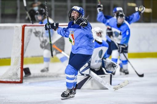 Hockey ghiaccio: Cuore azzurro, l'Italia ottiene il pass per la qualificazione olimpica di Füssen