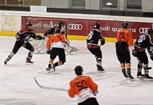 Hochey ghiaccio: IHL D1; Dopo la sconfitta a Laces per i Gladiators è salita