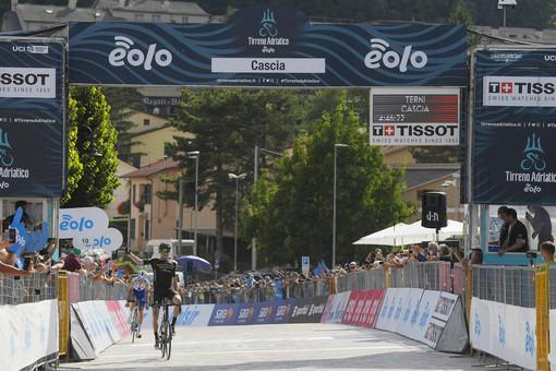 Ciclismo: Tirreno-Adriatico: Per Hamilton una vittoria speciale