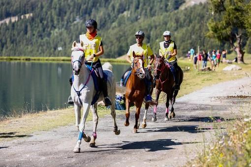Torgnon a luglio capitale dell'equitazione alpina