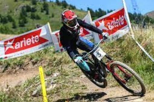 Ciclismo:  Polo e Levra sul gradino alto del podio nel 4Enduro Series di Cumiana