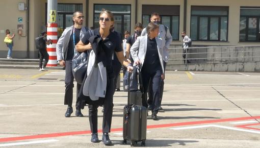 """L'Italia si prepara all'esame di spagnolo. Mancini: """"Affrontiamo una squadra straordinaria"""""""