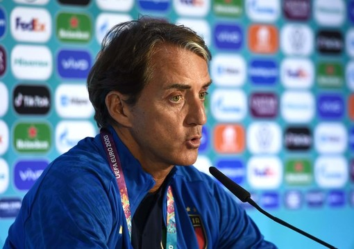 """Europei 2021: Mancini """"È ora di tornare a dare delle soddisfazioni ai nostri tifosi"""""""