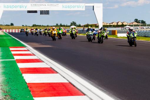 Moto: A Cremona conferme per Bossotto, Gomez, Rolando e Trucco