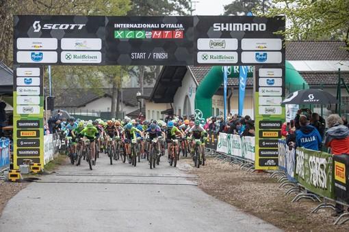Ciclismo: Guichardaz seconda, Borre e Vallet ai piedi del podio a Nalles