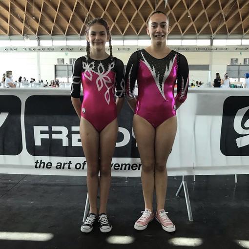 Nicole Desandré e Giulia Chiumello