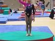 Annie Desandré sul podio
