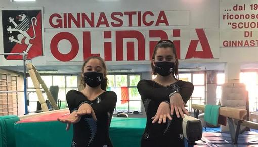 Giulia Barbato e Alessandra Fiscella