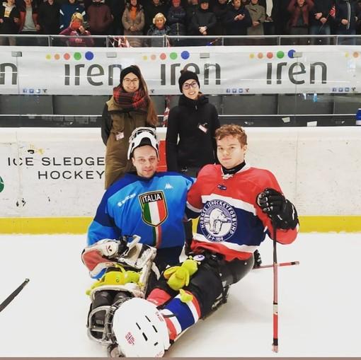 Para-ice hockey: Italia battuta dalla norvegia nella seconda giornata del 9° torneo internazionale di Torino