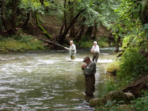 Da sabato riapre la pesca in Valle
