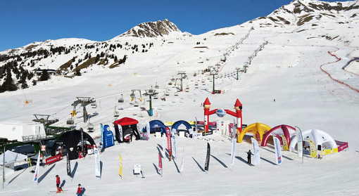 Prima giornata delle Finali nazionali al 39° Pinocchio sugli sci: Bravissime Alicia Saltarelli e Maidel Lustrissy
