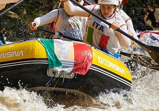 Rafting: Un equipaggio valdostano ai mondiali in Turchia
