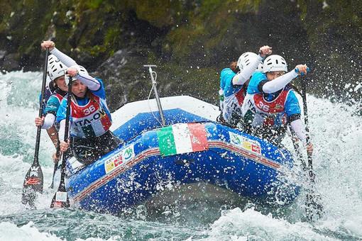 Rafting: Fine settimana di selezioni per i mondiali