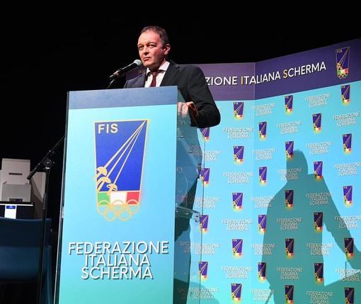 Scherma: Maurizio Randazzo confermato nel consiglio federale