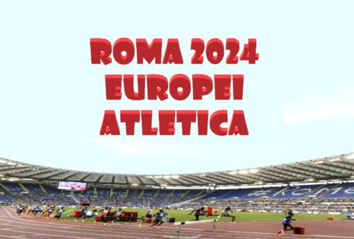 Confcommercio insieme alla FIDAL per l'organizzazione dei campionati europei di atletica leggera di roma 2024