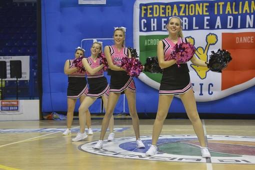 L'Italia ai campionati mondiali di cheerleading