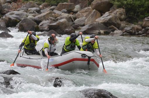Rafting: Assegnati i titoli della specialità RX 32° Campionato Italiano Rafting