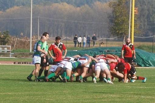 Rugby: Serie C, lo Stade passeggia sul Cuneo Pedona