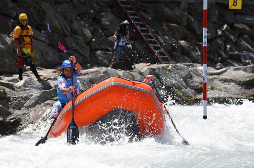 Rafting: Ultima prova del 32° Campionato Italiano