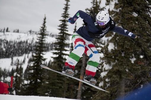 Snowboard: CdM, il circuito di Coppa del Mondo di Sbx a Cervinia