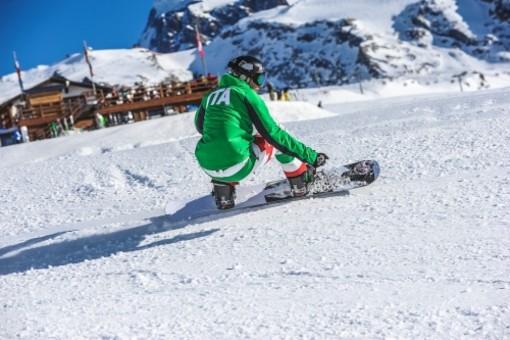 Snowboard: il Progetto Children/Under 21 fa tappa a Cervinia