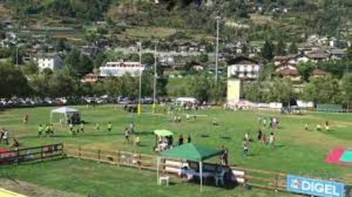 Panoramica area sportiva Sarre (repertorio)