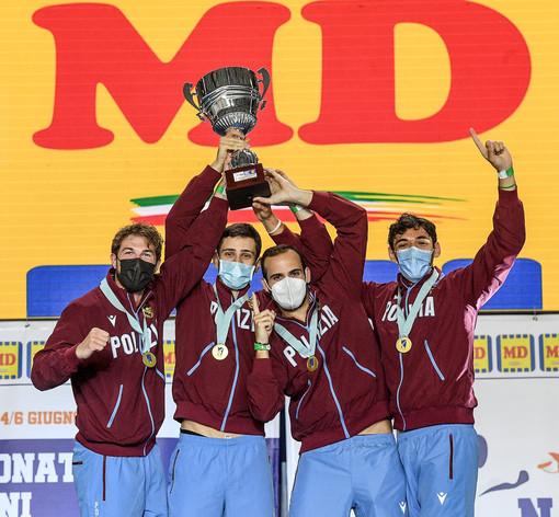 Sciabola: Riccardo NUccio campione italiano