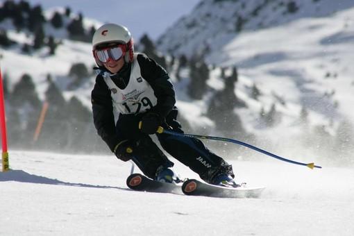 Sci alpino: GP Giovanissimi, alla Scuola Sci Monte Bianco la vittoria nella fase regionale