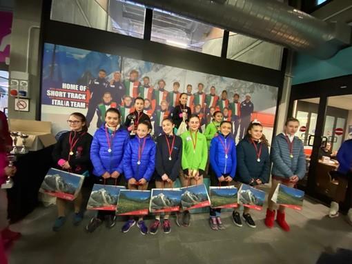 Pattinaggio ghiaccio: Grandi soddisfazioni per lo Skating Club Courmayeur dalla IV edizione del Trofeo Monte Bianco