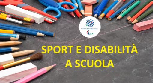 """Lo sport paralimpico va a scuola"" – anno 2020"