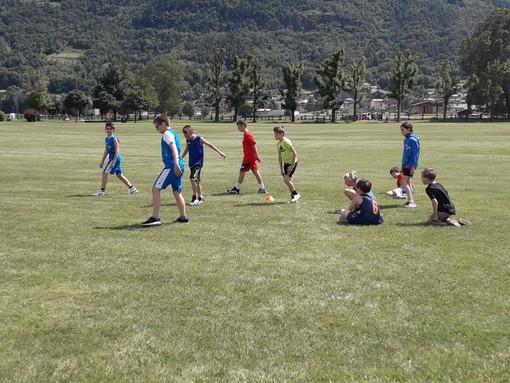 Basket: Prosegue con successo l'Aosta Summer Camp