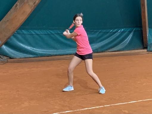 Claudia Soro in azione