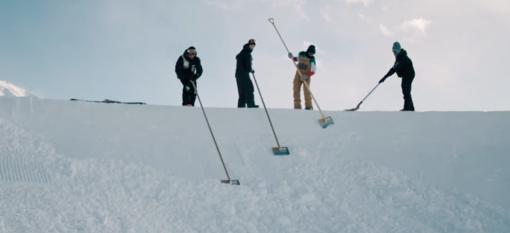 Snowboardcross: A Cervinia al lavoro per la Coppa del MOndo